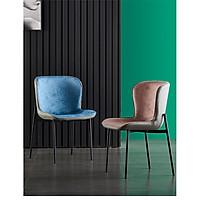 Ghế ăn NAOMI hiện đại - Ghế phòng ăn đẹp (kt 41x48x78cm) Giao màu ngẫu nhiên