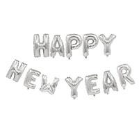 BONG BÓNG CHỮ HAPPY NEW YEAR