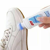 Chai dung dịch tẩy trắng giày túi PLAC đánh sạch giày tiện lợi nhỏ gọn