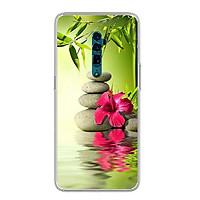 Ốp lưng cho Oppo Reno 10X Zoom Edition (6.6inch) - 0295 NATURE - Silicone dẻo - Hàng Chính Hãng