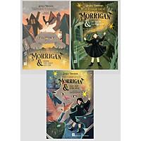 Combo 3 cuốn sách văn học giả tưởng huyền bí - Xứ Nevermoor diệu kỳ