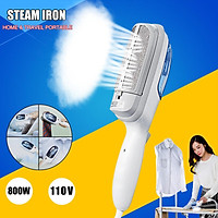 110/220V Clothes Portable Home Handheld Fabric Steam Iron Electric Steamer Brush