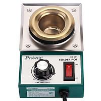 Pro'skit SS-551H 150W compact round tin furnace tin melting capacity 0.3KG