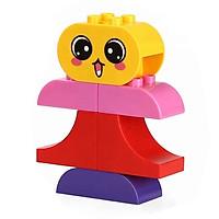 Bộ Ghép Hình Mega Junior Block 095-5A (6 Mảnh Ghép)