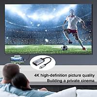 Portable Type-C USB C to HDMI/DP/Mini DP/VGA Adapter 4K 60Hz for  Pro iPad Pro