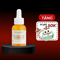 Serum Balance Tái Tạo Và Trẻ Hóa Làn Da Active Formula Gold Collagen Rejuvenating 30ml + Tặng Kèm Băng Đô Cao Cấp