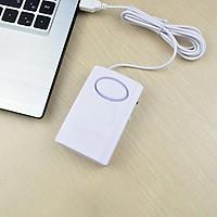 Thiết bị báo động chống trộm máy tính cắm USB ( Tặng kèm quạt mini cắm cổng USB ngẫu nhiên )