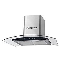 Máy Hút Mùi Kính Cong Kangaroo KG527 (Size 70cm) - Hàng chính hãng