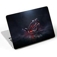 Miếng Dán Trang Trí Mặt Ngoài + Lót Tay Laptop Logo LTLG - 275