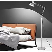 Đèn cây đứng trang trí phòng khách B912SIV- màu bạc