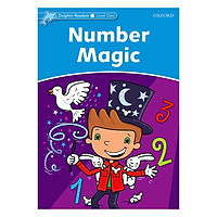 Dolphin Readers Level 1 Number Magic Activity Book