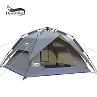 Lều cắm trại tự bung 2 lớp 3-4 người Desert&Fox DF-S022 Automatic Tent