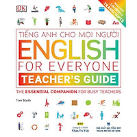 Sách - English For Everyone - Teacher'S Guide