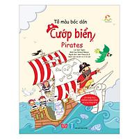 Tô Màu Bóc Dán - Cướp Biển - Pirates