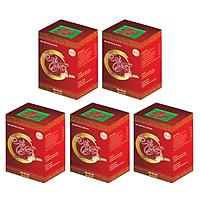 Combo 5 hộp Thực phẩm chức năng bảo vệ sức khỏe Trà Bổ Thận BT Công Đức