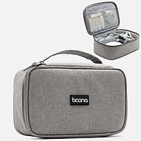 Túi đựng phụ kiện công nghệ, cáp sạc laptop, pin dự phòng Baona - Hàng nhập khẩu