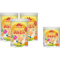 Combo 3 Lon Sữa Morinaga Số 2 Chilmil 850g + 1 Lon Sữa Morinaga Số 2 320g