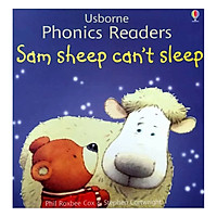 Usborne Sam sheep can't sleep