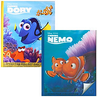 Combo Storytime Collection: Finding Nemo - Finding Dory