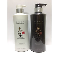 Bộ dầu gội, xả Daeng Gi Meo Ri Ki gold premium 500ml