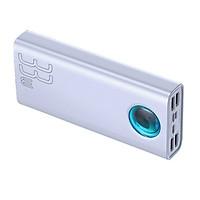 Pin sạc dự phòng đa năng sạc nhanh Baseus Amblight 30,000mAh (33W PD & QC3.0 , 4*Port USB+ Type C in/out, LED Display) - Hàng Chính Hãng