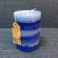 Nến trụ Cầu vồng Pillar Candle - Giao màu ngẫu nhiên