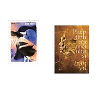 Combo 2 cuốn sách: Nằm vạ + Phép tính của một nho sĩ