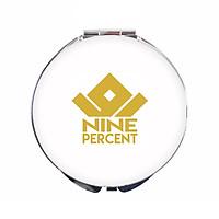 Gương mini Nine percent gương cầm tay hai mặt