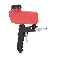 Sandblasting Gun Gravity Feed Air Sandblast Portable Speed Blaster Sand Spray Gun Sandblaster Abrasive Gun
