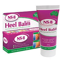 Kem Trị Nứt Gót Chân NS-8 Heel Balm Complex (20g)