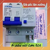 Át chống giật 2 pha DZ47- 32 A
