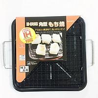 Vỉ nướng chống dính cao cấp hàng Nhật Bản dùng được cho bếp từ và bếp ga