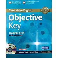 Objective Key Student's Book With Answers with CD-ROM Vietnam Edition 2