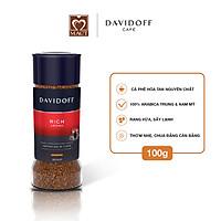 Cà phê hòa tan - Davidoff Café Rich Aroma - 100g