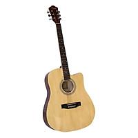 Đàn Guitar Acoustic Vines VA4111 - Vàng
