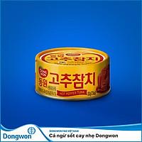 Cá ngừ sốt cay nhẹ Dongwon