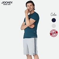 Quần Short Nam Jockey From Rộng Thun Cotton - JUMP0424
