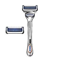 Bộ dao cạo râu cho nam Gillette Skin cho da nhạy cảm
