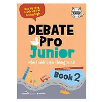 Debate Pro Junior 2 – Nhà Tranh Biện Thông Minh 2