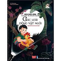 Sách Chiếu Bóng - Cinema Book - Các Loài Động Vật Nuôi (Dành Cho Bé Từ 2-12 Tuổi)