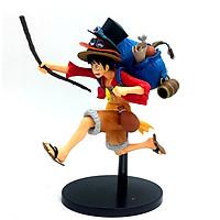 Mô Hình Luffy Phiên Bản Mania -  Mô Hình One Piece