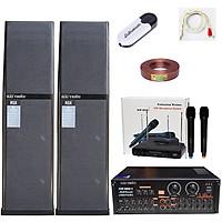 Dàn âm thanh karaoke gia đình PA - 6800II Hải Triều (hàng chính hãng)
