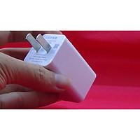 Củ sạc nhanh 4A dành cho dòng điện thoại Oppo màu trắng độ bền cao, an toàn khi sạc Hàng nhập khẩu
