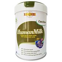 Sữa bột HumanMilk Canxinano 900g Dành cho người loãng xương, thiếu canxi