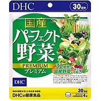 Combo Viên Uống DHC Vitamin C - Rau Củ. Bổ Sung Rau Củ Và Vitamin C (30-60 ngày). Nhật Bản