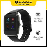 Đồng hồ thông minh BeU B2 Đen - Hàng chính hãng