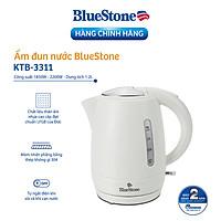 Ấm Đun Nước Siêu Tốc BLUESTONE KTB-3311 (1,2 Lít) - Hàng chính hãng