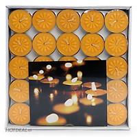 100 viên nến tea light - nến bi dùng trang trí