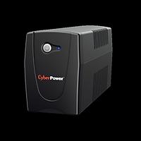 Bộ lưu điện UPS CyberPower 600VA/360W cho PC/hệ thống NAS SYNOLOGY VÀ BUFFALO VALUE600E - Hàng Nhập Khẩu