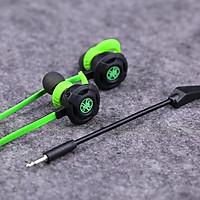 Tai nghe chơi Game chuyên nghiệp Plextone G30, tai phone Game thủ cao cấp với thiết kết in ear(nhét tai) chống ồn, hiệu ứng Dual Bass tái tạo bước chân, Micro Kép có thể tháo rời hỗ trợ Multi Funtion Remote Control. - Hàng Chính Hãng.